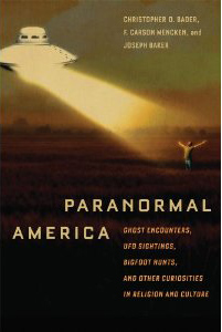Paranormal America by Baden, Mencken and Baker