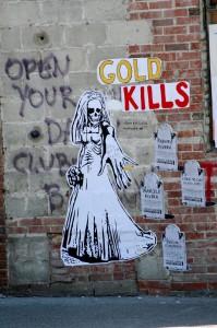 Death from Georgianna's Toronto Graffiti Tarot (ver.1)