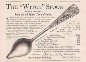 Witch Spoon ad from 1891