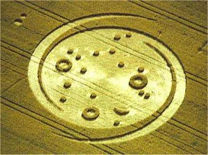 Galaxy Formation Crop Circle 1994