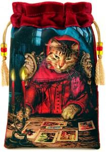 The Tarot Reader - The Bohemian Tarot Bag