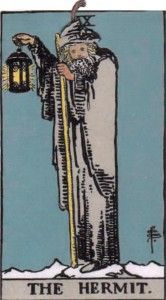 Sun Dressed in the Hermit's Clothing - Sun in Virgo
