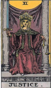 Venus in Libra, Empress in Justice's Clothing
