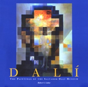 catalog cover for the Dali Museum in St. Petersburg, Florida