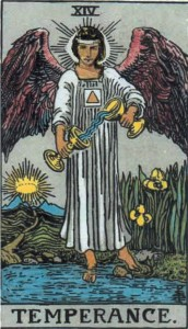 Mercury in Sagittarius, or the Magician in Temperance's Clothing