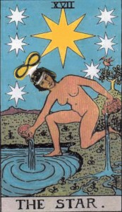 Mercury in Aquarius, the Magician Dressed as the Star
