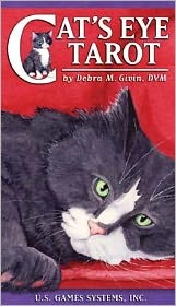 The Cat's Eye Tarot by Dr. Debra Givin