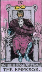 Mercury in Aries, Magician dressed in the Emperor's clothing