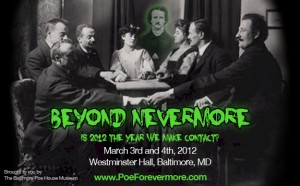Beyond Nevermore in support of Edgar Allen Poe House and Museum