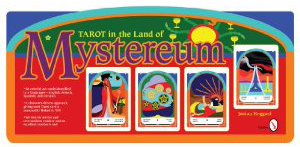 Tarot in the Land of Mystereum by Jordan Hoggard, Schiffer Publishing