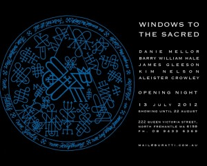 Windows of the Sacred