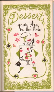 queen of hearts cook book - ace