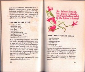 queen of hearts cook book - princess