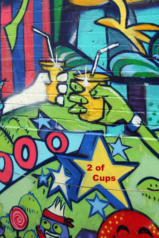 Graffiti 2 of Cups