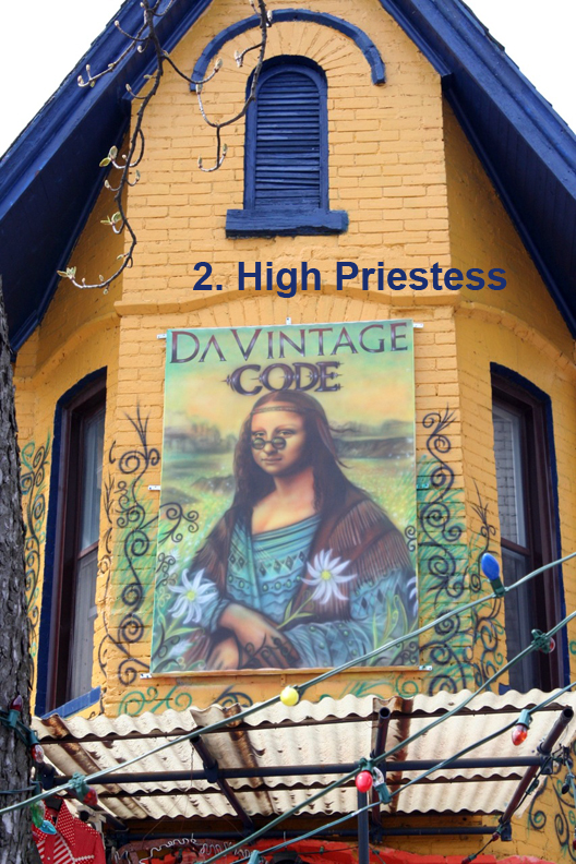 #2 High Priestess - TarotSpotting