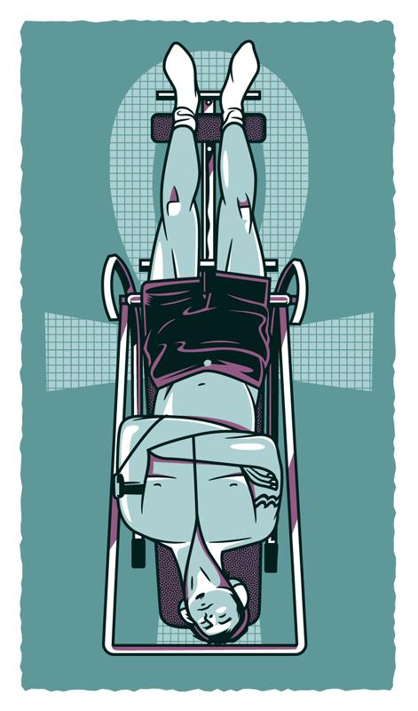 #12 - Hanged Man - Ivan Minsloff