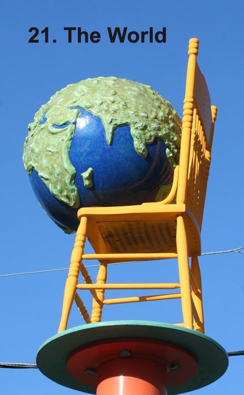 #21 The World