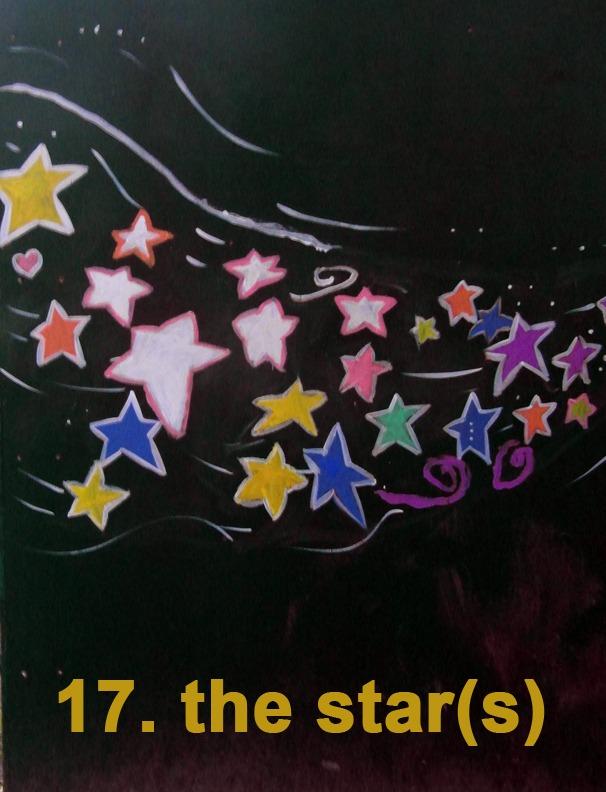 17 The Star(s) - Toronto Graffiti Tarot
