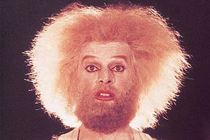Jodorowsky as El Topo in El Topo