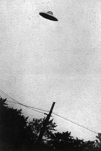 alleged UFO Passoria, New Jersey. 31 July 1952