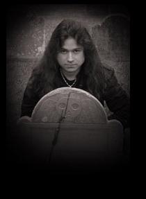 Patrick Valenza, creator of the Deviant Moon Tarot