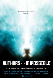 Authors of the Impossible Movie Poster