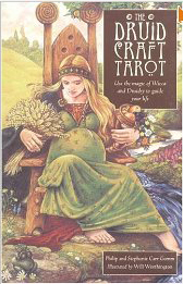 Druidcraft Tarot by Will Worthington