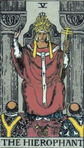 Magician in the Hierophant's Clothing