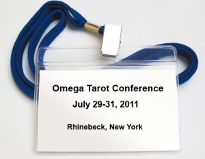 Omega Tarot Conference July 29-31, 2011