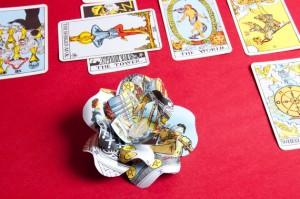 Magical Tarot Fascinators