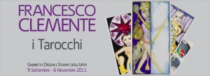 Francesco Clemente - i Tarocchi at the Uffizi Gallery