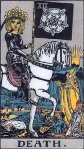 Venus in Scorpio, the Empress in Death's Clothing