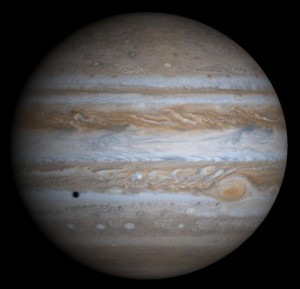 Jupiter, the planet