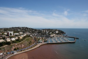 Torquay Harbour 2006 by Averoxus from Wikipedia