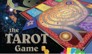 The Tarot Game by Jude Alexander