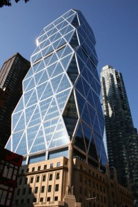 The Hearst Tower - New York City