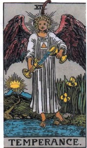 Sun in Sagittarius, Sun Dressed in Temperance's Clothing