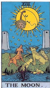 Sun in Pisces, the Sun Dressed in the Moon's Clothing