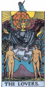 Jupiter in Gemini, the Wheel of Fortune Spins the Lovers