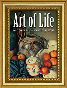 Art of Life - tarot deck by Charlene Livingstone