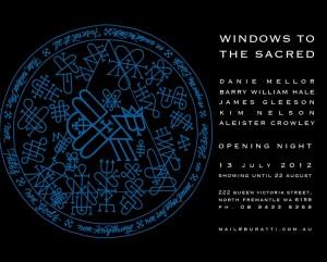 Windows of the Sacred