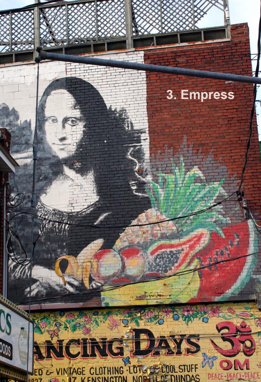Empress Mona Lisa