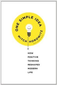 one simple idea by mitch horowitz