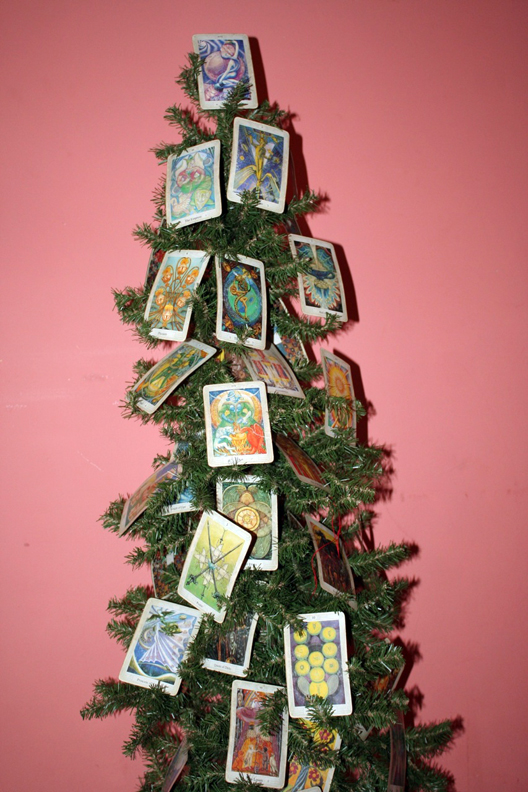 tarot tree
