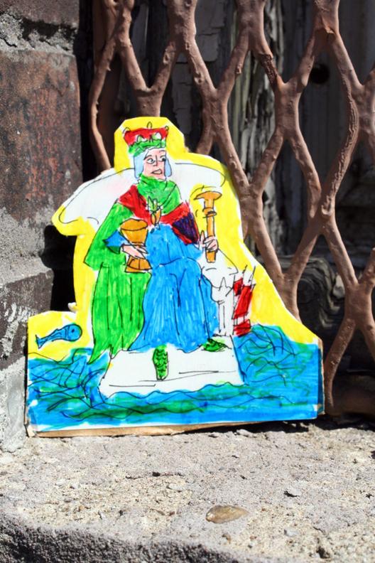 King of Cups - Tarot Drop TO
