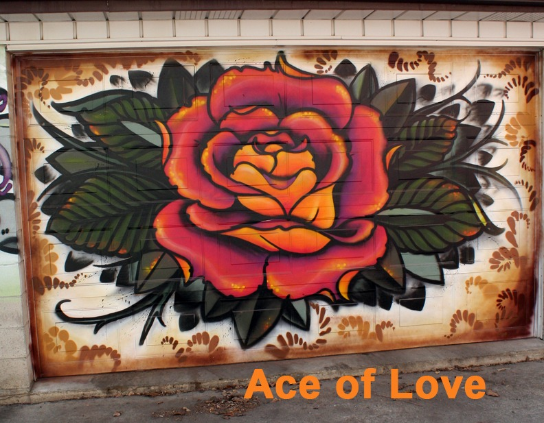 Ace of Love -- Happy Anniversary Mom and Dad!!