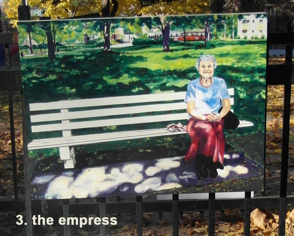#3 The Empress